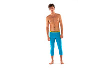 Mons Royale Men Long John teal